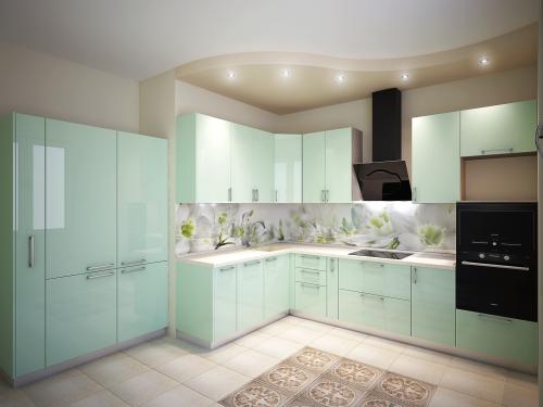 Кухня эмаль wcp 236