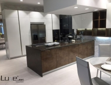 Кухня с фасадами Alvic Luxe