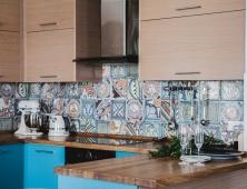 Кухня с дсп фасадами