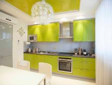 кухня эмаль с 3d фрезеровкой